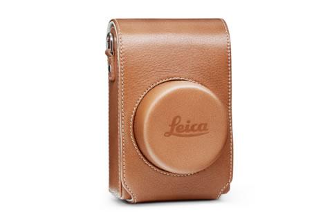 Leica Ledertasche für Leica D Lux (Typ 109), cognac