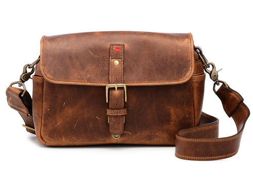 ONA Bowery Bag - Antique Cognac Leather for Leica