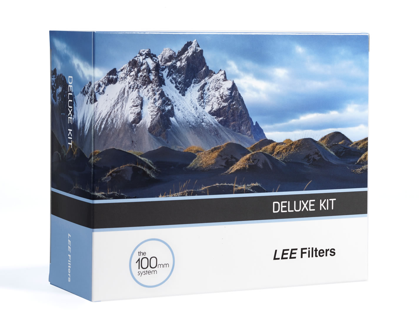 LEE 100mm Filter System • Deluxe Kit - FHDS - Lecuit