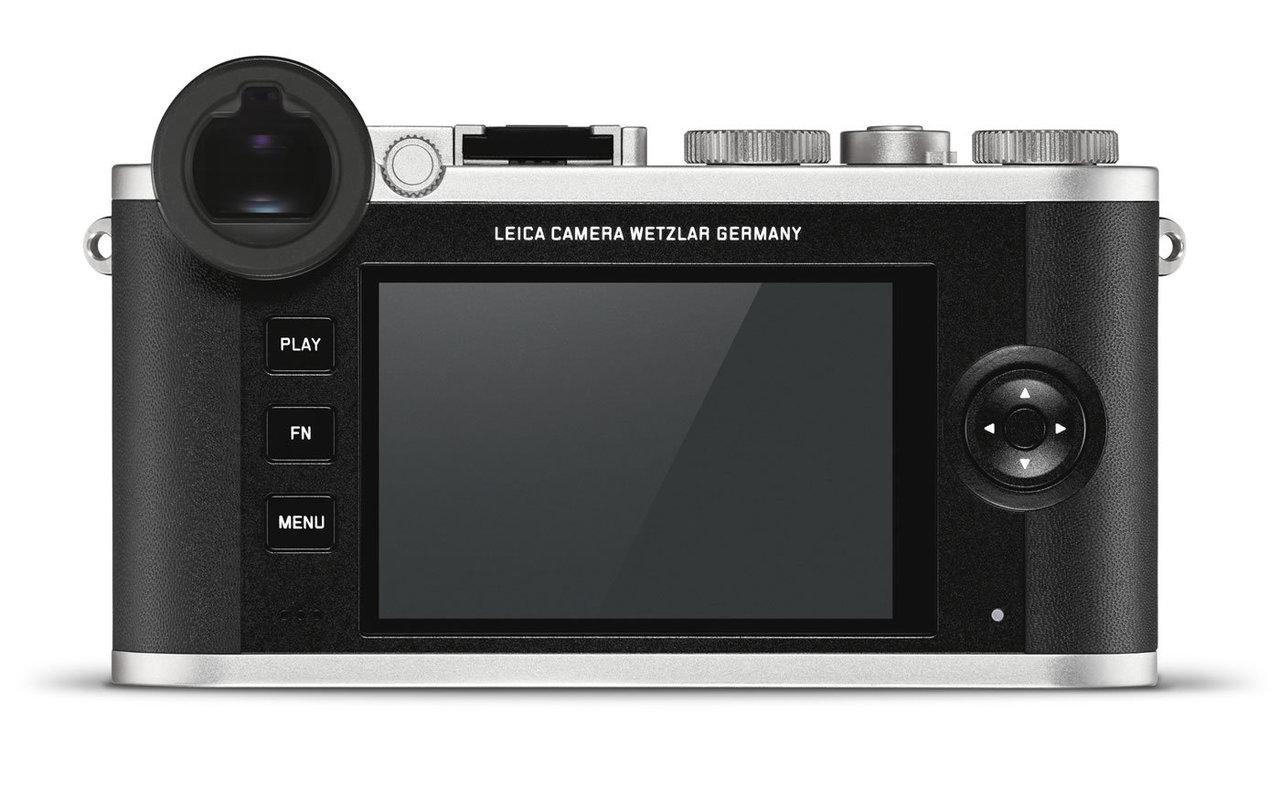 Leica Entfernungsmesser Ersatzteile : Leica cl silver anodized finish lecuit