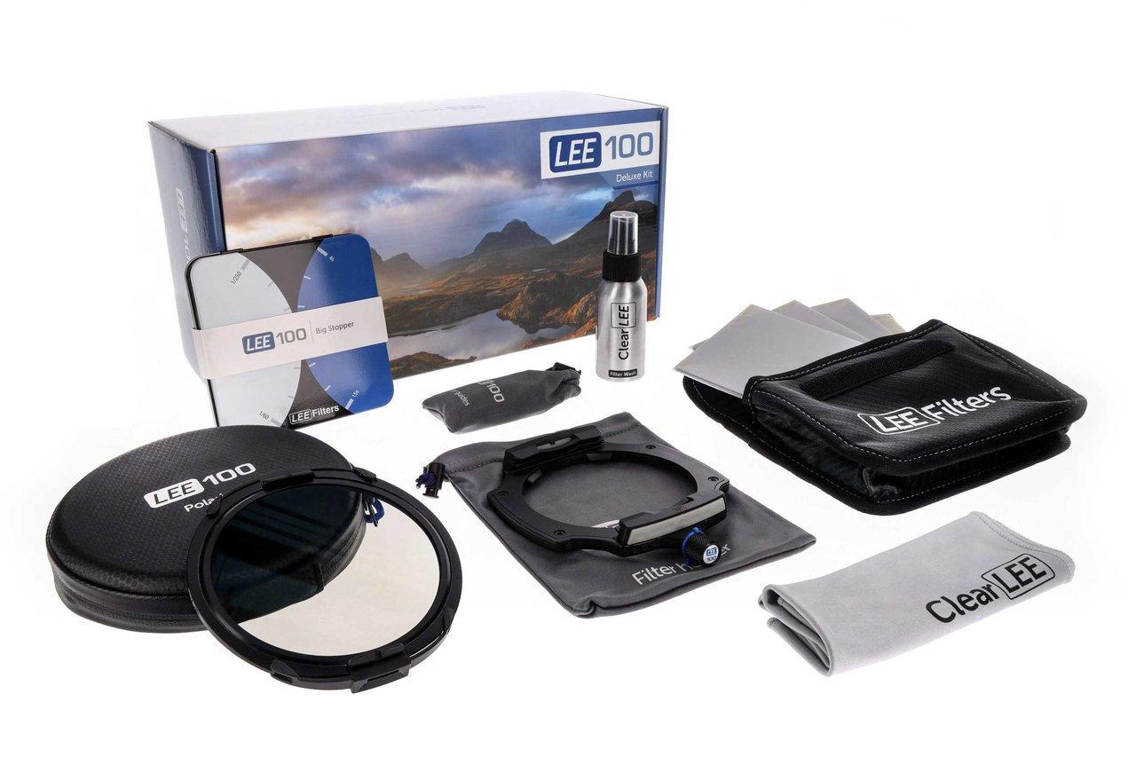 LEE 100mm Filter System • LEE100 Deluxe Kit
