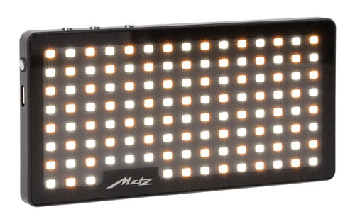 Metz mecalight S500 BC - on-camera High compact BI-Color LED video light